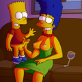 fin simpsons drunkmarge 1 1