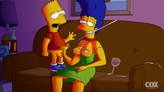 fin simpsons drunkmarge 1 2