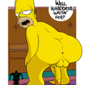 fin simpsons whocoulditbe x3